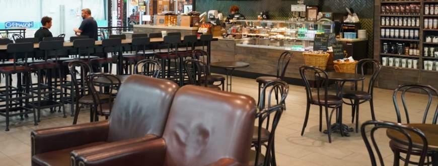 LA NUEVA NORMALIDAD EN LAS CAFETERÍAS
