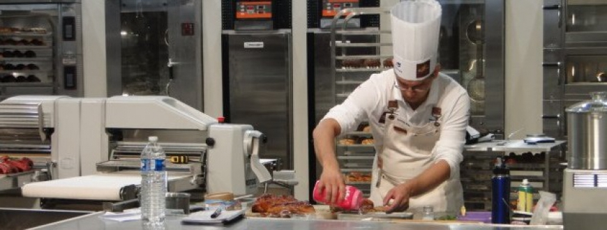 Destacada actuación argentina en el master de panadería